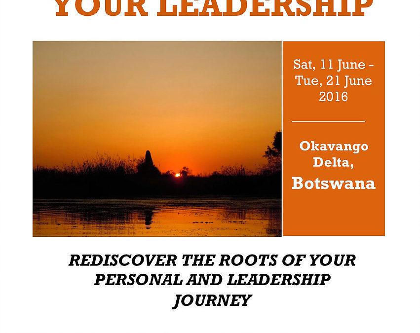 REGENERATING YOUR LEADERSHIP IN THE OKAVANGO DELTA (BOTSWANA)
