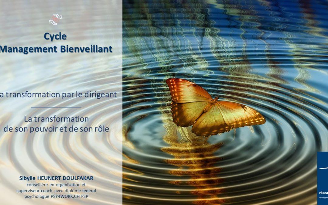 Transformation du pouvoir et du rôle du dirigeant à l'ère de la digitalisation